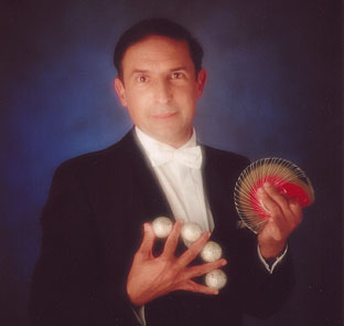 Frank the Magician